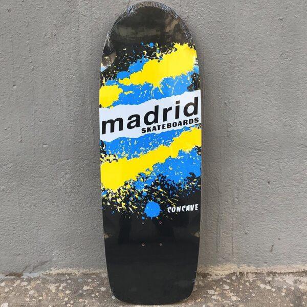 MADRID DH ZAK MAYTUM (tabla completa)