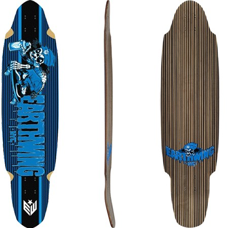 EARTHWING CARBON SUPERGLIDER 4 PLY (tabla completa)
