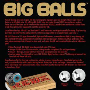 BONES BIG BALLS