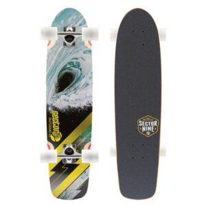 SECTOR 9 CYCLONE RED (completa)